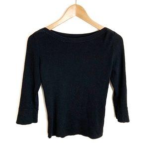 Adrienne vittadini sweater top XS